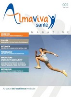 Magazine Almaviva Santé Numéro 2